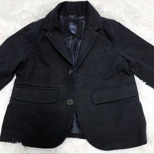 Gap boy black blazer